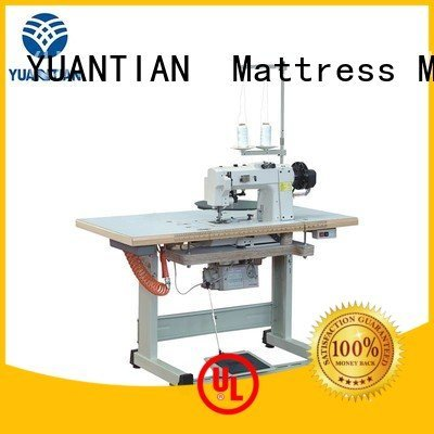 mattress tape edge machine top machine table tape