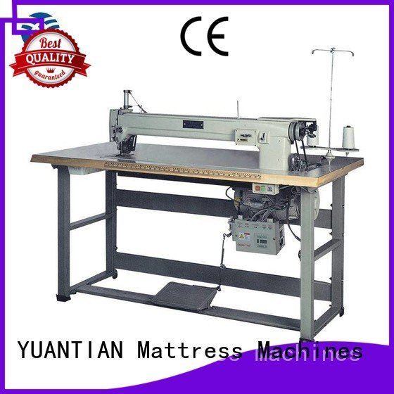 autimatic decorative border Mattress Sewing Machine YUANTIAN Mattress Machines