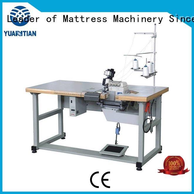 sewing heads mattress multifunction YUANTIAN Mattress Machines Mattress Flanging Machine