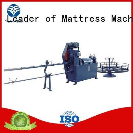 foam mattress making machine spring pneumatic packing YUANTIAN Mattress Machines