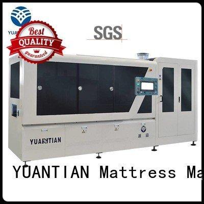 Automatic Pocket Spring Machine machine Automatic High Speed Pocket Spring Machine YUANTIAN Mattress Machines Brand