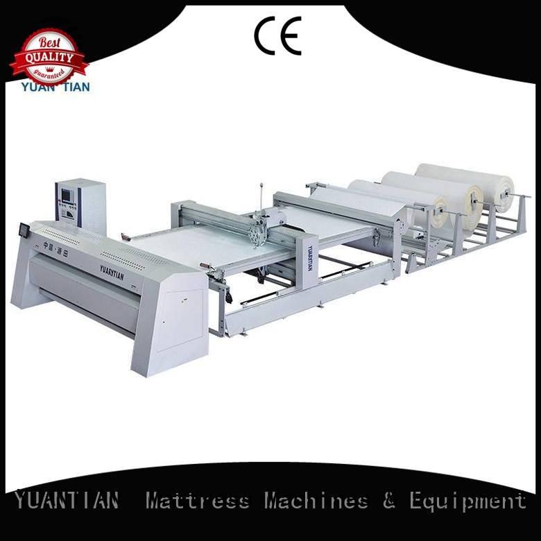 OEM quilting machine for mattress highspeed border quilting machine for mattress price