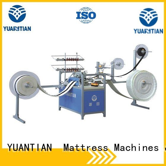 Hot singer  mattress  sewing machine price border arm long YUANTIAN Mattress Machines Brand