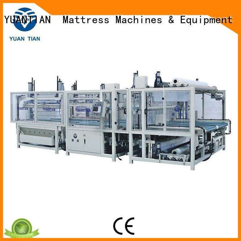 machine mattress straightening foam mattress making machine YUANTIAN Mattress Machines