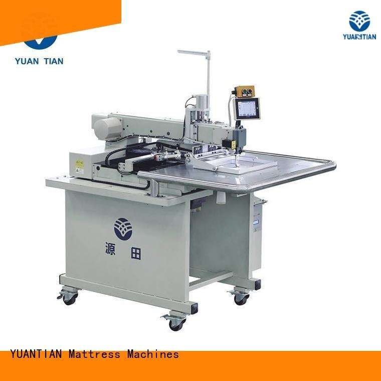 singer  mattress  sewing machine price border longarm mattress YUANTIAN Mattress Machines