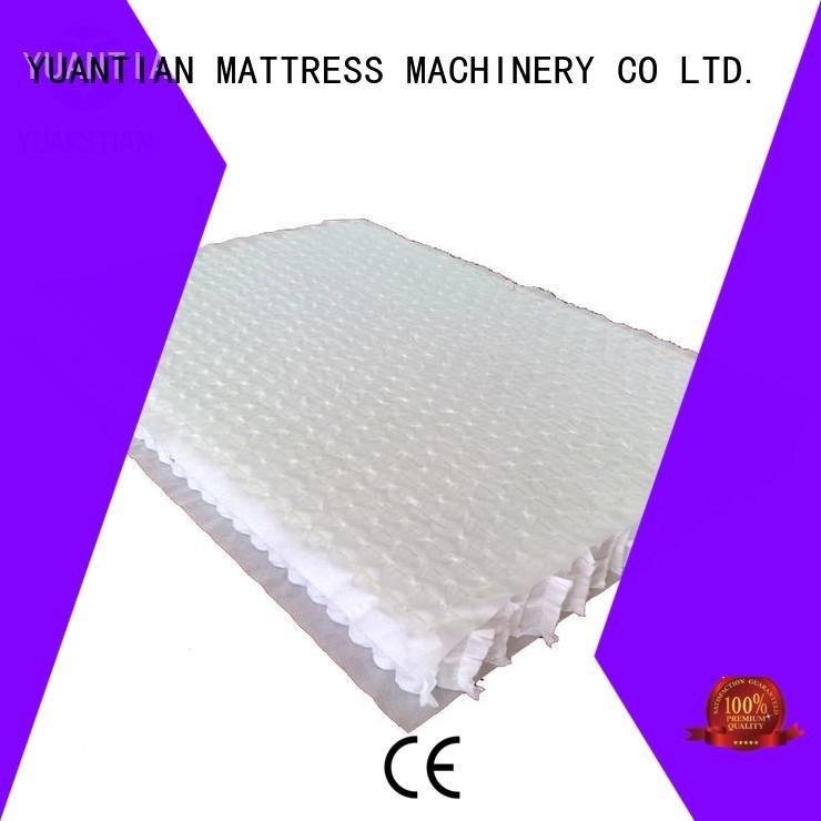 YUANTIAN Mattress Machines Brand top nested unit mattress spring unit