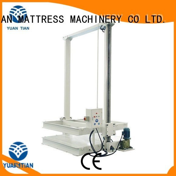 mattress unit machine pneumatic YUANTIAN Mattress Machines mattress packing machine