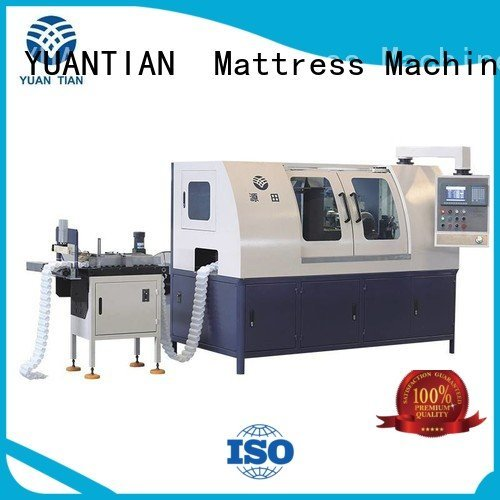 Custom assembling Automatic High Speed Pocket Spring Machine spring Automatic Pocket Spring Machine