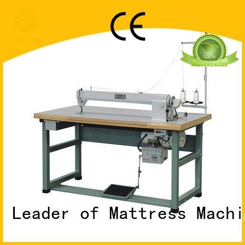 Hot singer  mattress  sewing machine price label mattress machine YUANTIAN Mattress Machines Brand