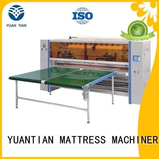 YUANTIAN Mattress Machines mattress cutting Mattress Cutting Machine panel machine