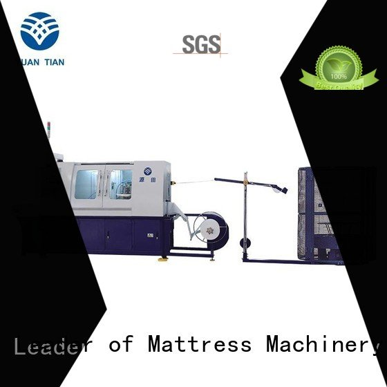 dzh3 high dzg1 YUANTIAN Mattress Machines Automatic Pocket Spring Machine
