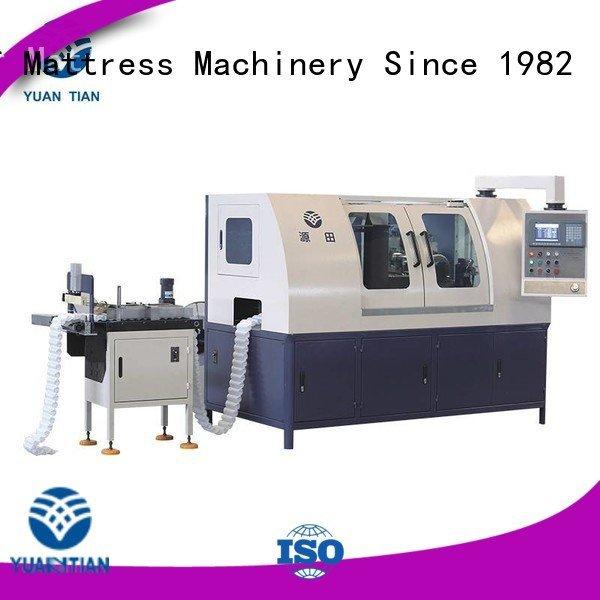 YUANTIAN Mattress Machines Brand production assembling Automatic Pocket Spring Machine high machine