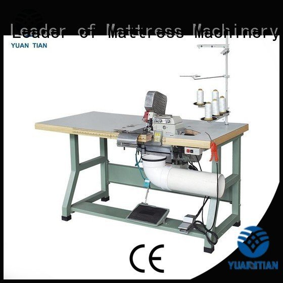Hot Double Sewing Heads Flanging Machine ds7a Mattress Flanging Machine ds5b YUANTIAN Mattress Machines mattress
