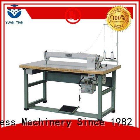 YUANTIAN Mattress Machines Mattress Sewing Machine sewing decorative arm computerized