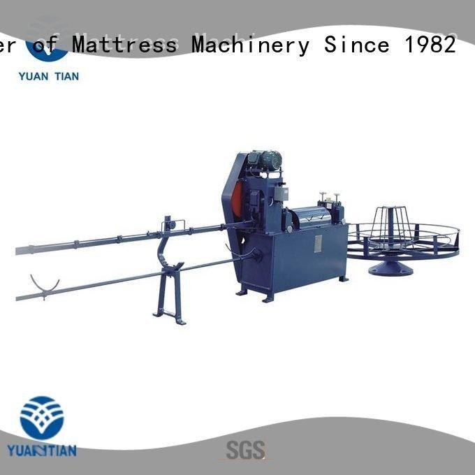 YUANTIAN Mattress Machines mattress packing machine packing bending poket spring