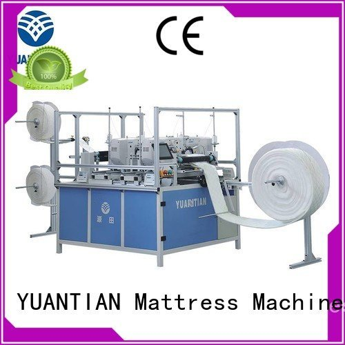 quilting machine for mattress price highspeed YUANTIAN Mattress Machines Brand quilting machine for mattress