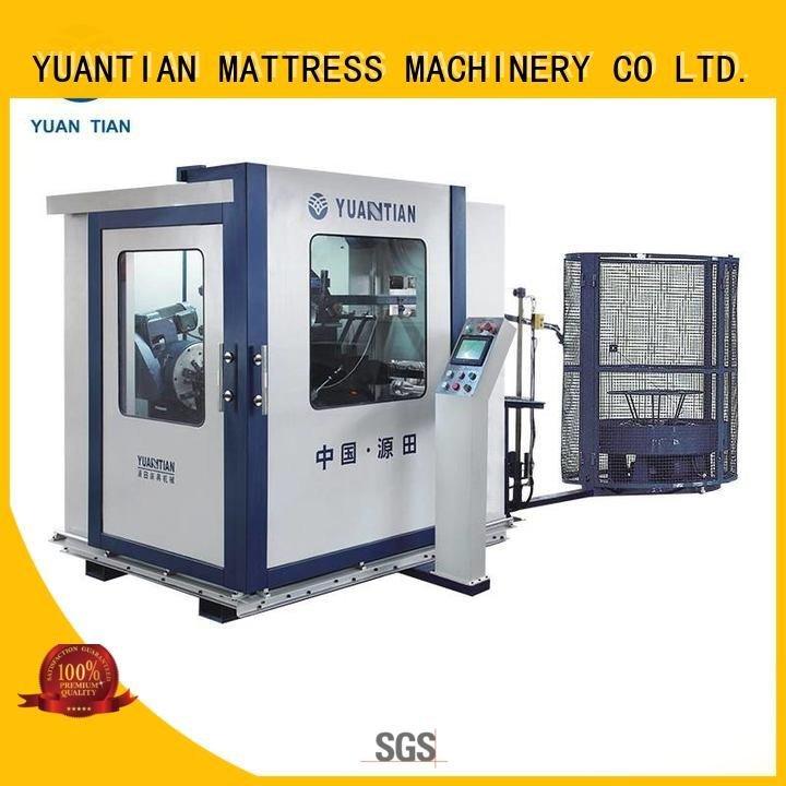 bonnell spring machine machine unit YUANTIAN Mattress Machines Brand