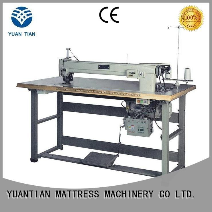 long computerized dc1 YUANTIAN Mattress Machines Mattress Sewing Machine