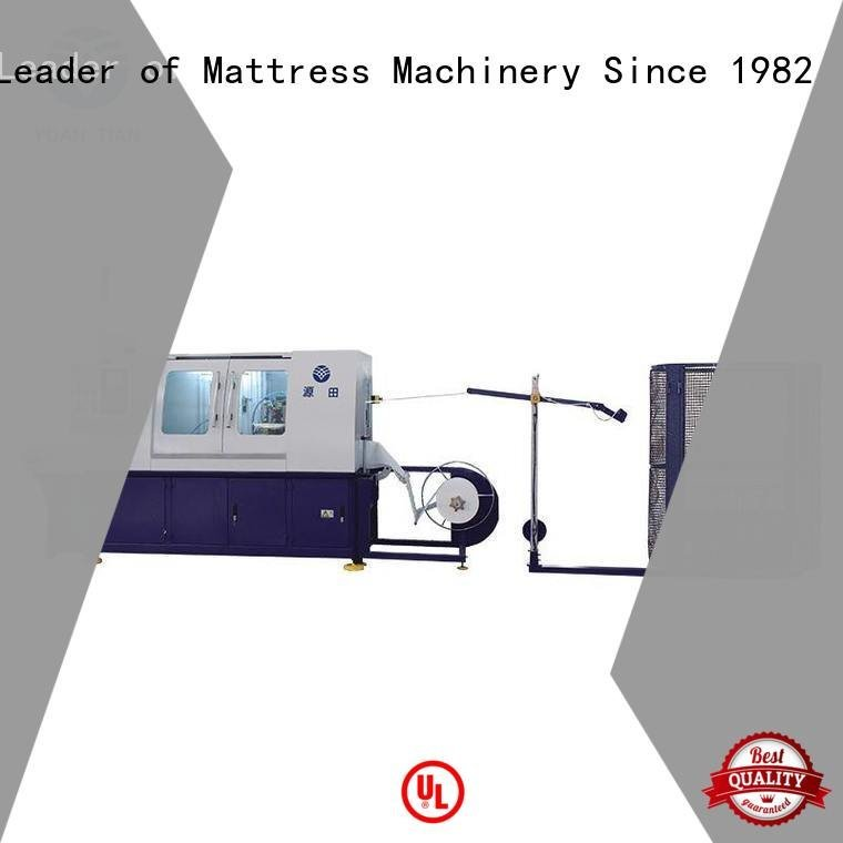 pocket automatic spring Automatic Pocket Spring Machine high Automatic High Speed Pocket Spring Machine YUANTIAN Mattress Mac