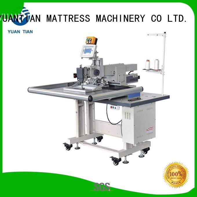 cb1 mattress machine label YUANTIAN Mattress Machines Mattress Sewing Machine