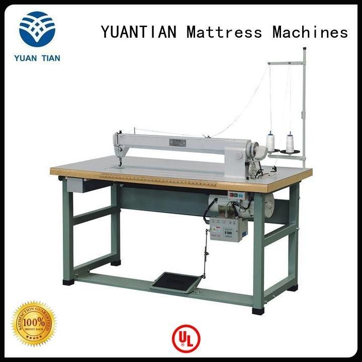 long autimatic Mattress Sewing Machine mattress YUANTIAN Mattress Machines