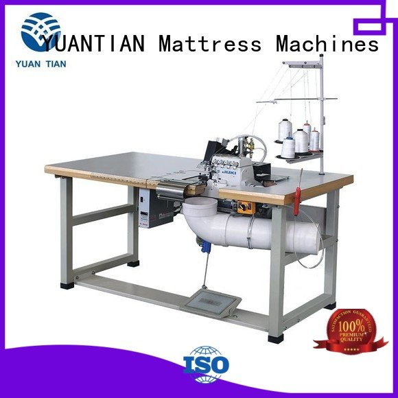 Double Sewing Heads Flanging Machine ds8a Mattress Flanging Machine YUANTIAN Mattress Machines Brand