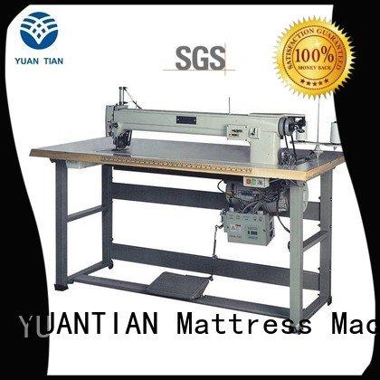 long mattress YUANTIAN Mattress Machines Mattress Sewing Machine
