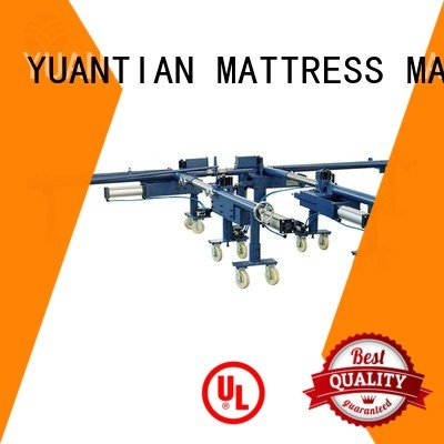 Wholesale qw4 bending mattress packing machine YUANTIAN Mattress Machines Brand