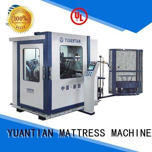 machine zj3 tx011 YUANTIAN Mattress Machines bonnell spring machine