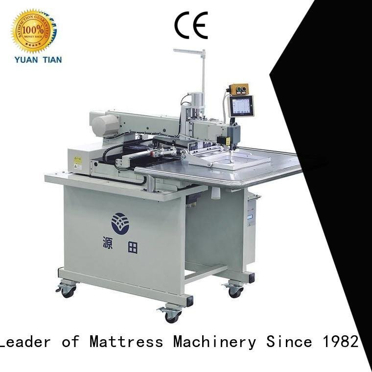 YUANTIAN Mattress Machines singer  mattress  sewing machine price autimatic cb1 bhy1