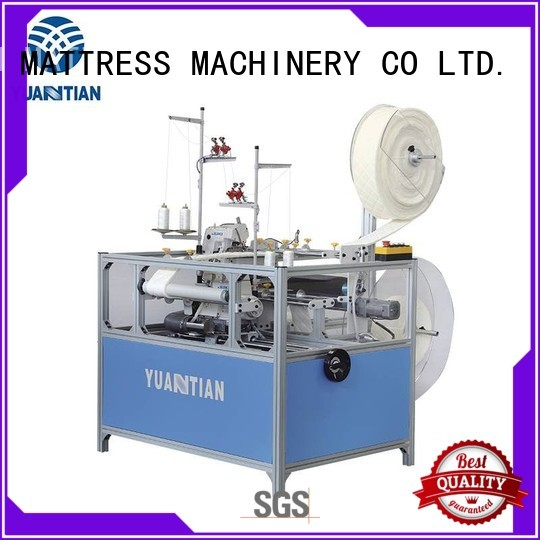 Wholesale multifunction Double Sewing Heads Flanging Machine flanging YUANTIAN Mattress Machines Brand