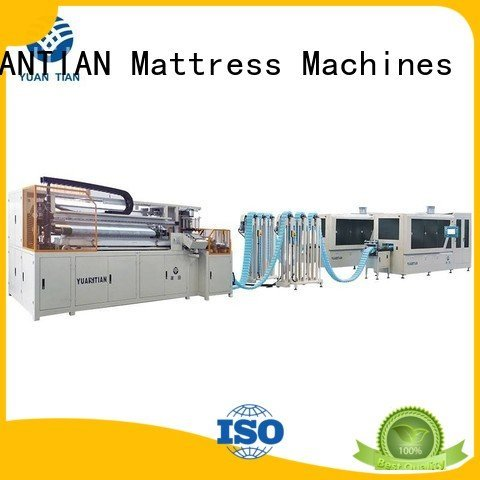Custom speed Automatic High Speed Pocket Spring Machine spring Automatic Pocket Spring Machine