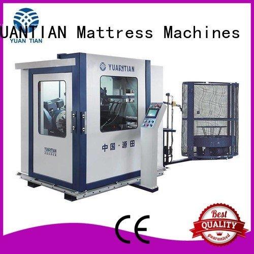 bonnell unit production bonnell spring machine YUANTIAN Mattress Machines