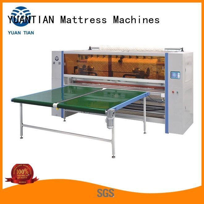 YUANTIAN Mattress Machines Mattress Cutting Machine panel mattress machine cutting