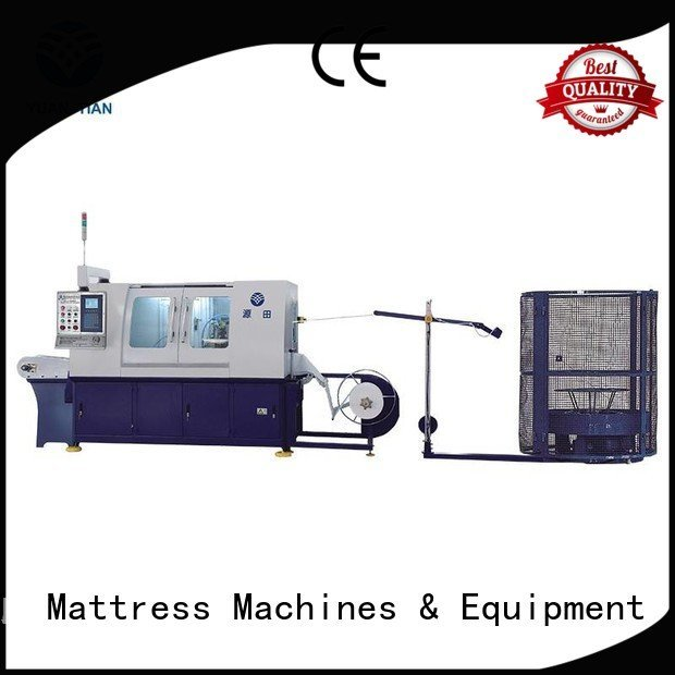 Automatic Pocket Spring Machine dtdx012 Automatic High Speed Pocket Spring Machine YUANTIAN Mattress Machines