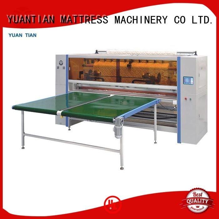Mattress Cutting Machine Supplier panel cj3a Mattress Cutting Machine YUANTIAN Mattress Machines Warranty