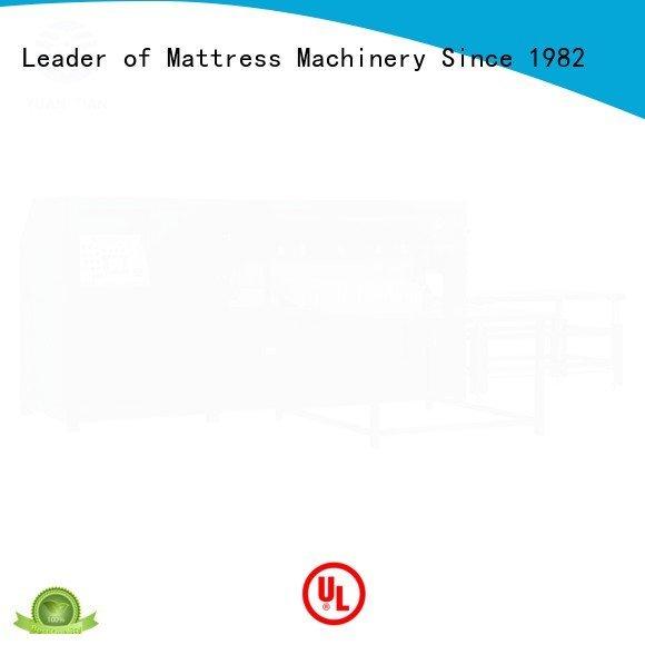 OEM foam mattress making machine wire mattress border mattress packing machine