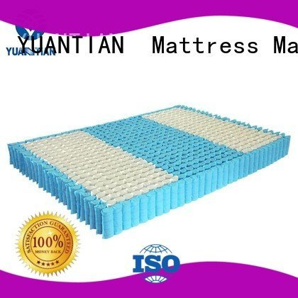 mattress spring unit pocket bottom zoned top Bulk Buy