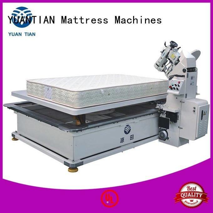 YUANTIAN Mattress Machines Brand edge binding table mattress tape edge machine