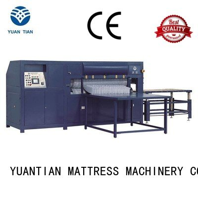 Wholesale qw4 unit mattress packing machine YUANTIAN Mattress Machines Brand