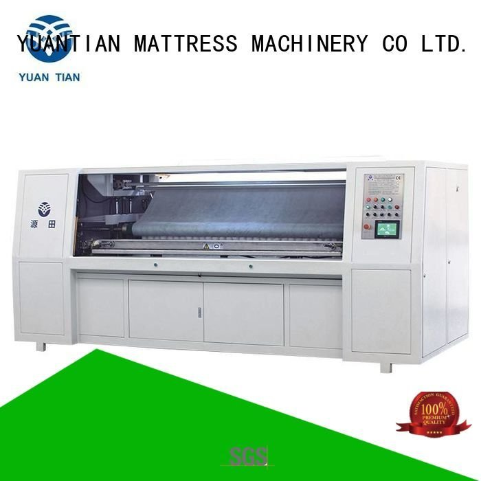 YUANTIAN Mattress Machines Brand automatic pocket spring Automatic Pocket Spring Assembling Machine