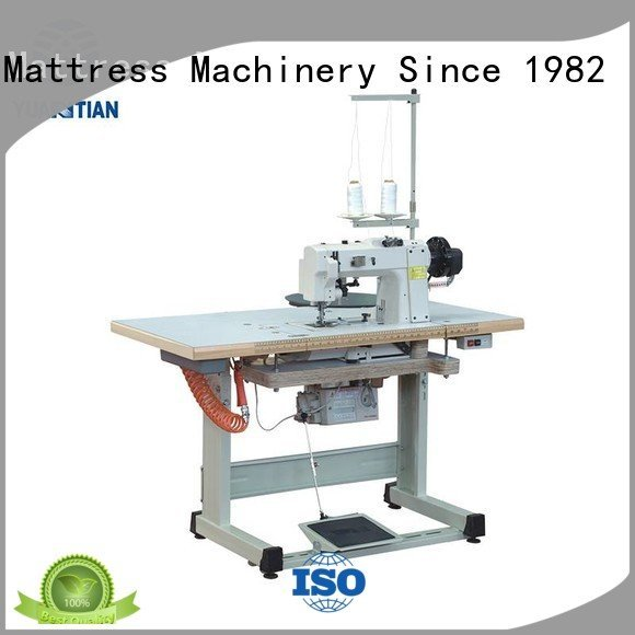 binding table edge mattress tape edge machine YUANTIAN Mattress Machines