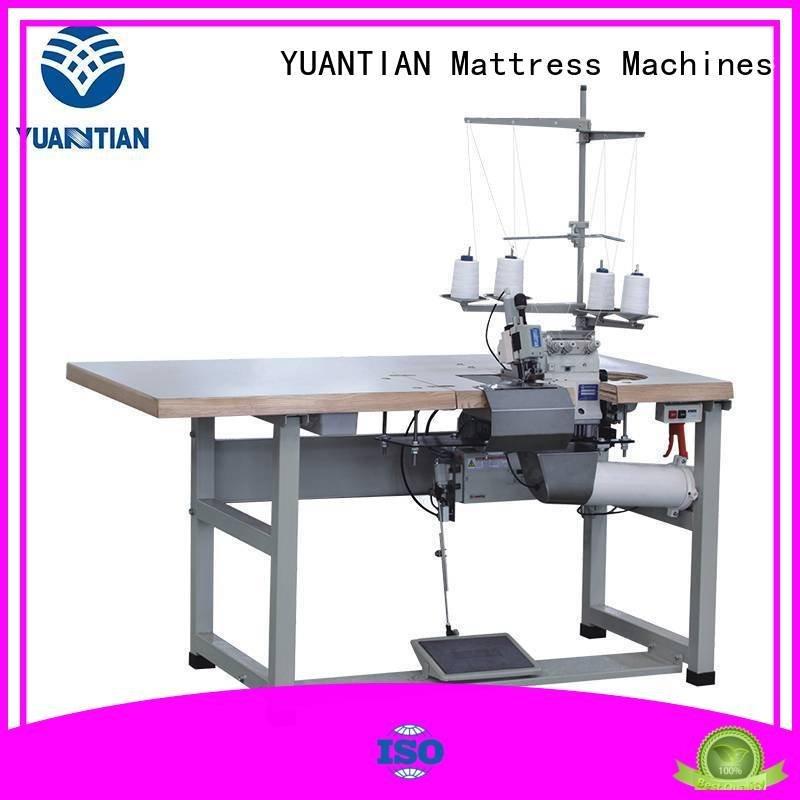 heavyduty flanging multifunction Mattress Flanging Machine YUANTIAN Mattress Machines