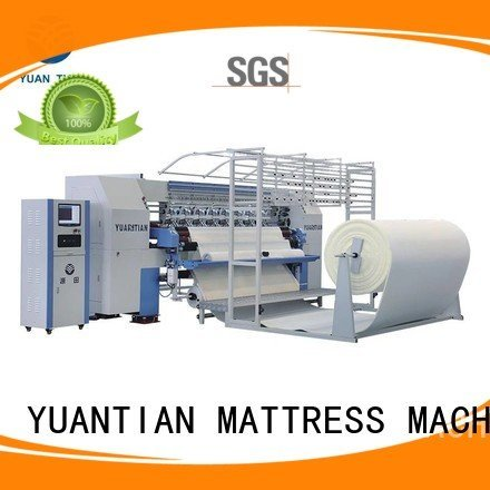 quilting machine for mattress price double quilting machine for mattress YUANTIAN Mattress Machines Brand