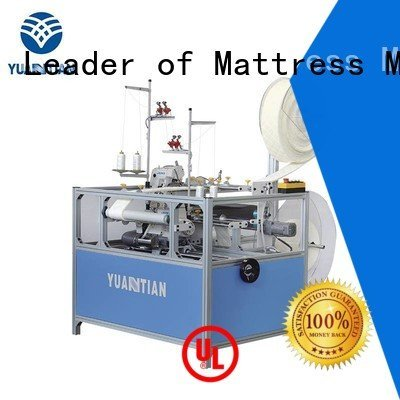 OEM Double Sewing Heads Flanging Machine multifunction flanging heavyduty Mattress Flanging Machine