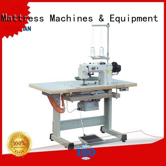 YUANTIAN Mattress Machines mattress tape edge machine table edge top