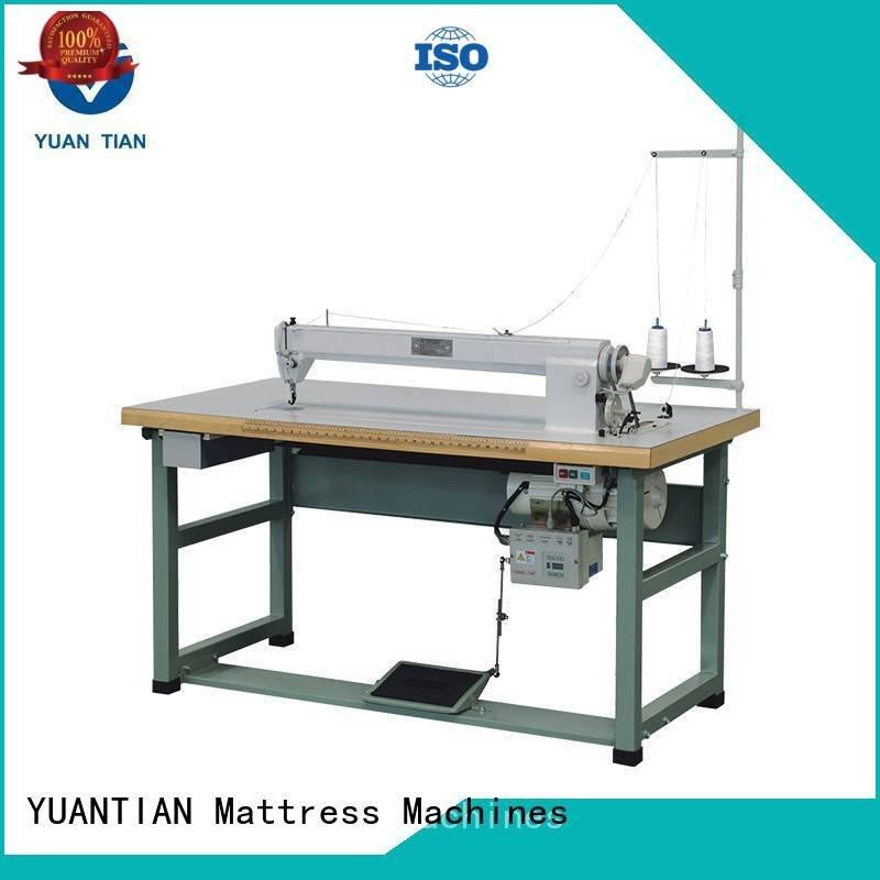 sewing computerized mattress YUANTIAN Mattress Machines Brand Mattress Sewing Machine supplier