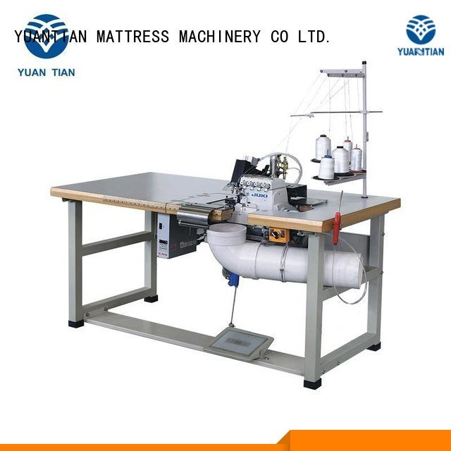Custom Mattress Flanging Machine ds5c ds7a heavyduty YUANTIAN Mattress Machines