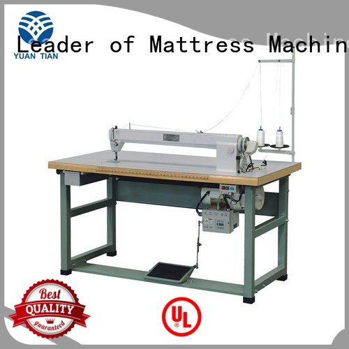Custom sewing Mattress Sewing Machine label singer  mattress  sewing machine price