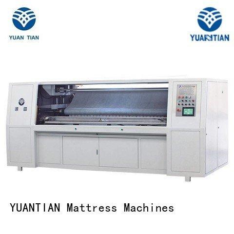 Hot mattress manufacturing equipment for sale dn3a dn4a automatic YUANTIAN Mattress Machines Brand